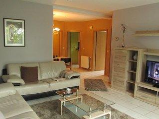 Neue Ferienwohnung in Bitburg, geschmackvoll eingerichtet, neu-renoviert
