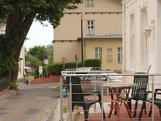Villa del Paese - Wohnung 1,  nur 80m zum Strand! Ihr Feriendomizil auf Usedom!