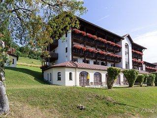 Große Ferienwohnung (4-6 Personen) in 4* Hotelanlage