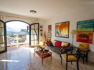 Apartment mit unvergleichbarem Meerblick