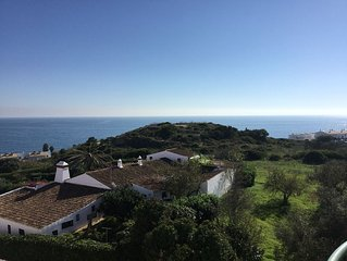 Algarve Ferienwohnung mit super Sicht auf den Atlantik