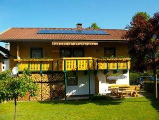 'Urlaub im eigenen Haus' - Region Nassfeld-Hermagor-Pressegger See