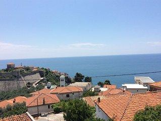 Gemutliche, familienfreundliche 100qm Ferienwohnung mit tollem Ausblick