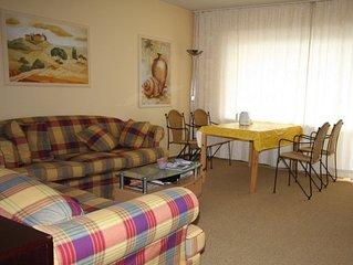 Moderne u. komfortable Wohnung, 4 Personen, Aufzug,  Wifi/WLan