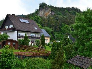 Ferienwohnung direkt am Eifelsteig in Gerolstein-Stadt