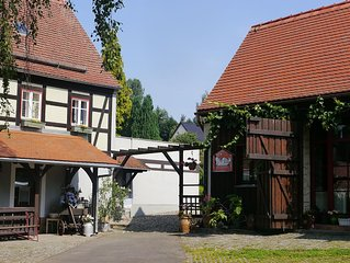 Urlaub in der Sächsischen Schweiz