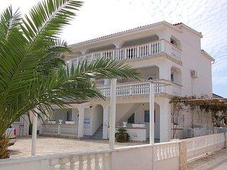 Modernes Apartments in sehr  ruhiges Lage, für Familie mit Kinder, 50 m  Strand