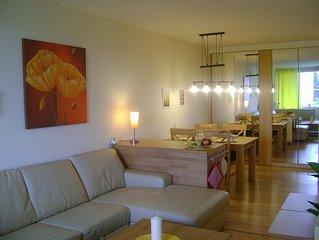 Komfortable und moderne Ferienwohnung fur 4 Personenmit Vollausstattung
