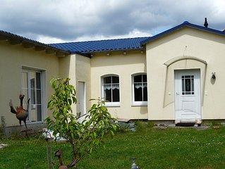 Ferienhaus in ruhiger Lage am Ortsrand der Prinzenstadt Rheinsberg