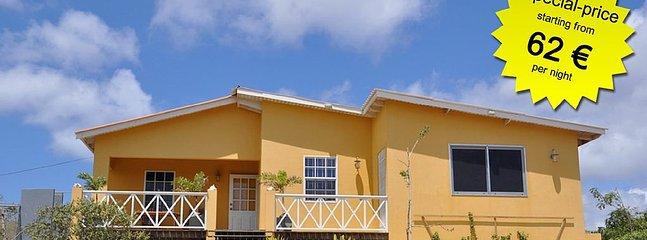 Freistehendes Haus mit tollem Blick uber Bonaire - Von Tauchern fur Taucher