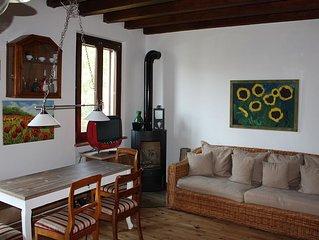 Upscale cottage near Lake Garda (Bardolinio / Caprino) in a romantic location