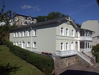 Moderne Ferienwohnung am Meer in der Sassnitzer Altstadt (FW1)