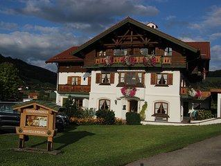 Beim Zellerback 3-Sterne 70 qm,2 Pers., ruhige Lage,Bergblick,Hunde willkommen