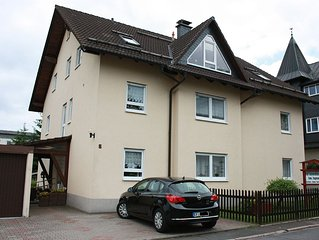 Apartment Oberhof / Thür. , Just 500 meters away in a quiet location from the R