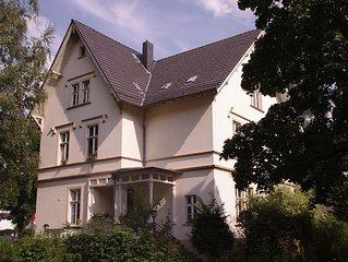 Villa Weyermann - Ferienwohnung
