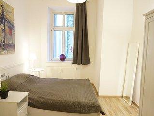 Zwei Zimmer Wohnung in Friedrichshain