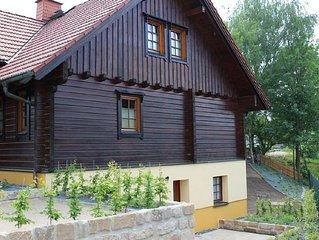Ferienwohnung mit Terrasse, im Herzen des Elbsandsteingebirges, ideal fur Wander