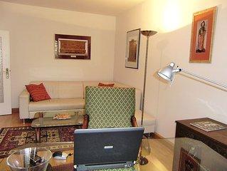 First Class Apartment Paulus near Center
