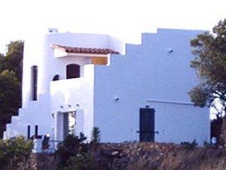 Ferienhaus am schonsten Teil der wilden Kuste zwischen Tamariu und Begur