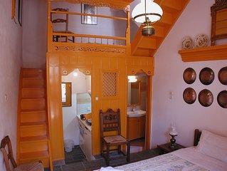 Kochylia trad. Haus 1 (orange) in zentraler ruhiger Lage