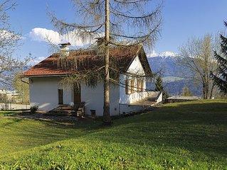 Hubsches Ferienhaus mit Garten in Innsbruck, neben Tennisplatz und Seilbahn
