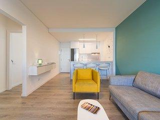 Designer-Wohnung (Komplett renoviert) an der Avenida Tirajana