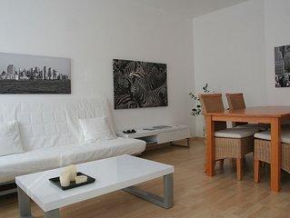 Komfortable 3-Zi-Ferienwohnung mit wunderschonem Garten