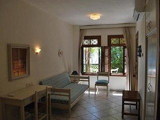 2-Zimmer-Wohnung am Strand mit Garten   fur 5 Personen