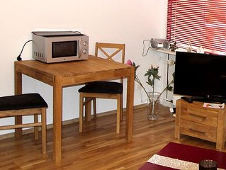 Reinkommen - wohlfuhlen! Neues, modernes und wunderbar helles Apartment!