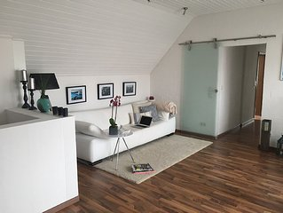 Airy and conveniently located to almost 100 square meters