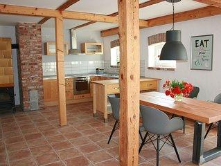 Apartment mt Sauna und Kachelofen in elitarer  Alleinlage an der Ostsee