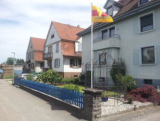 Komplett renovierte Ferienwohnung in der Nähe des Europa-Parks