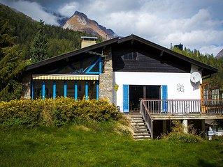 Grosszugig angelegtes Ferienhaus inmitten der Schonheit der Osttiroler Natur
