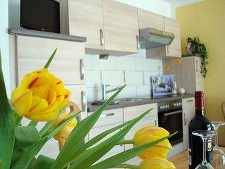 Modernes Apartment in ruhiger und zentraler Lage mit WLAN
