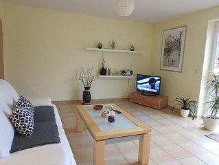 Komfortabele 2 Zimmer - Ferienwohnung in Ostseenähe