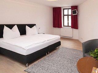 Modernes Doppelzimmer am Heiligen See