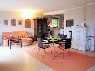 Freistehendes Haus mit Terrasse u. grossem Garten, ideal fur Hundefreunde