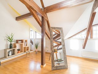 Designerappartment im Hollanderviertel