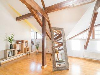 Designerappartment im Hollanderviertel