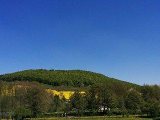 Einfach mal raus - Ins grüne Herz von Deutschland
