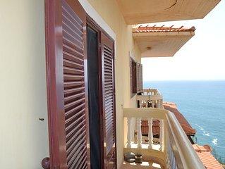 Apartamento Fritzi oberhalb der Ortschaft Ponta do Sol
