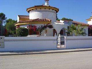 Villa  Refugio - Riesengarten  + privatem Pool - gratis WLan