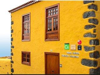 Urlaub in einem traditionellen Haus mit viel Charme bei Icod de los Vinos