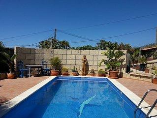 Voll ausgestattetes Ferienappartement El Fronton