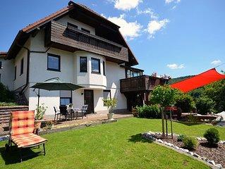 Genießen Sie herrliche Urlaubstage am berühmten Rennsteig im Thüringer Wald!