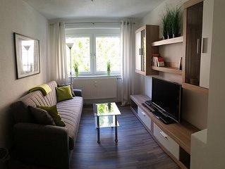Schöne und ruhige Wohnung mitten in der Fußgängerzone Pforzheims