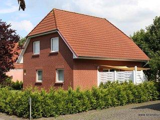 Villa Deichfurst fur Ihre 4 Sterne Traumferien an der Nordsee!