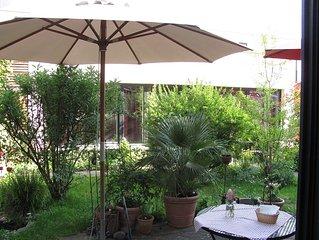 2-Zimmer Gartenhaus Ferienwohnung in Tübingen
