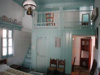 Kochylia trad. Haus 5 (meeresblau) in ruhiger zentraler Lage