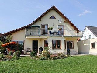 Grosszugige Dachwohnung in Moritzburg - 10 km bis Dresden